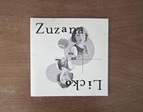 Zuzana Licko Booklet