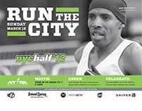 NYC Half Marathon 2012/2013