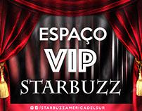 Starbuzz America Del Sur / Banner Hookah Bar