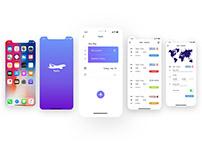 Flight Status App Design