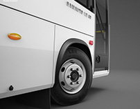 3D MODELING AND VISUALIZATION OF BUS LE60