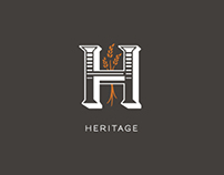 Branding for Heritage Restaurant