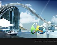 Rio Olympics - Porto Maravilha Competition Entry