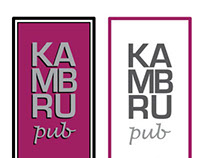 Logo Kambrù pub