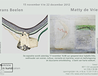 Frans Beelen, sieraden & Matty de Vries, schilderijen