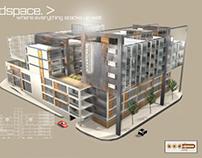 Bedspace - (BA Hons) Interior Design Major Project
