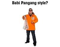 Babi Pangang style
