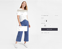 The Natural Edition UX/UI eCommerce