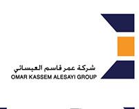omar kassem alesayi group (logo)