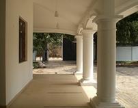 Hon. Governors Bungalow Jaffna sri Lanka