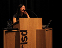 Lily Jen lectures at RISD: The Problem of Professors