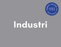 Industri Bold