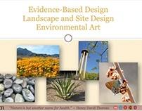 Evidence-based Design Exterior Artwork