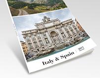 Globus Brochure Redesign