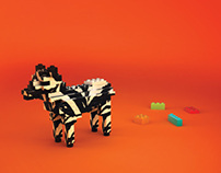Zebra LEGO v1