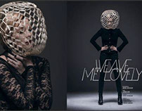 Dark Beauty Magazine - Weave Me Lovely