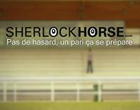 Sherlockhorse.com - TV ad