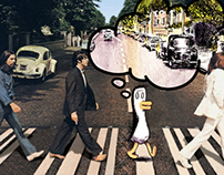 Liniers ft. The Beatles