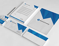 Diamond Company Corporate Identity