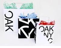 Oak NYC Branding