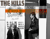 The Kills 10th anniversary Mini Page
