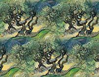 The Infinite van Gogh