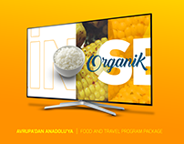 AVRUPA'DAN ANADOLU'YA | FOOD AND TRAVEL BROADCAST PACK.