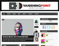 Web Design Vanishing Point