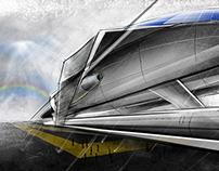 Ecologic Aircraft Design Concept