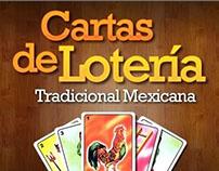 App Cartas de Loteria Mexicana