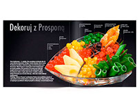 Product candied fruit for decoration.