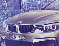 BMW 4-series CGI