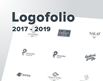 Logos and marks, made in 2017 - 2019