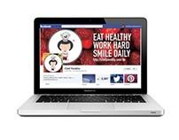 Social Media Branding para ChefPandita