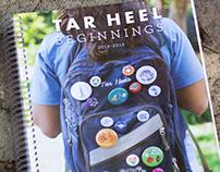 Tar Heel Beginnings 2012