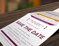 Wedding Save-the-Date Invitations