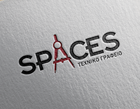 Spaces Logo & B.Card
