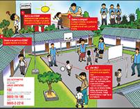 Flyer | Campaña Defensoría Escolar
