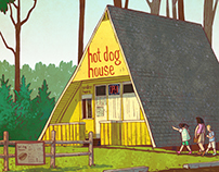 The Hot Dog House