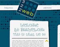322 Web Web Design Mockup