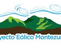 Logo Proyecto Eólico Montezuma