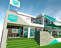 Dubai Air Show 2017 Dubai South Design Proposal