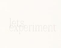Experimental whatever