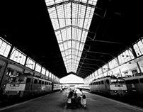 Western Railway Station - Budapest