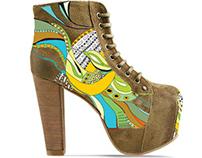 Design Patterns for Shoes