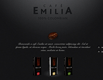 Emilia Coffee Website