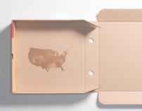 PizzaHut - Pizza Box Campaign