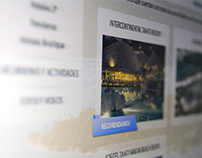 Imagina Polinesia - Travel Agency Website