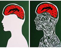 Braindead papercut