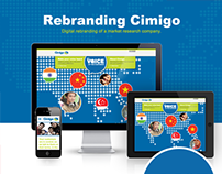 Cimigo Digital Rebranding - The Voice of the Customer
